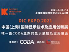 DIC EXPO 2021中国(上海)国际显示技术及应用创新展